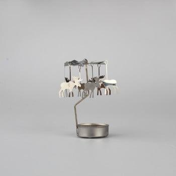 Clopoței metalici cu reni Dakls, îngeri imagine