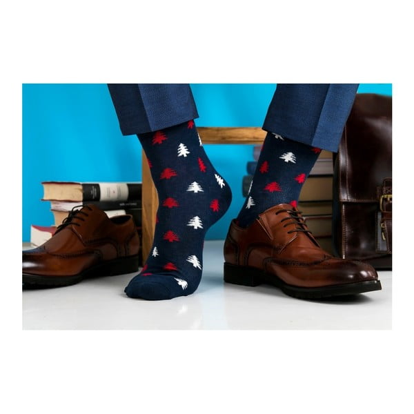 Sada 5 párů unisex ponožek Black&Parker London Bicton Park, velikost 37 - 43