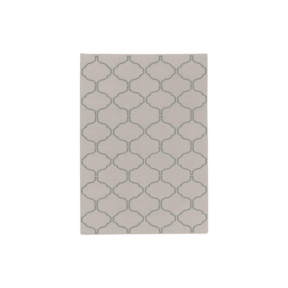Vlněný koberec Kilim no. 34, 140 x 200 cm