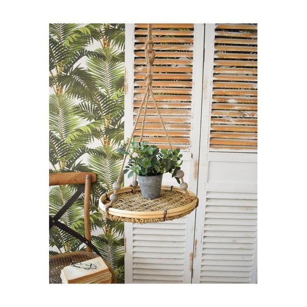 Komplet 5 półek wiszących na doniczki Orchidea Milano Summer, ø 30 cm