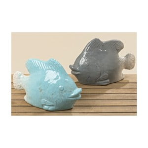 Set 2 sculpturi decorative Boltze Frino