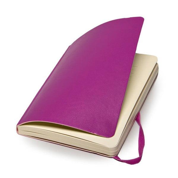 Zápisník Moleskine Under Purple, 9x14 cm