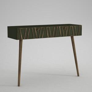 Konzolový stolek Forest Walnut