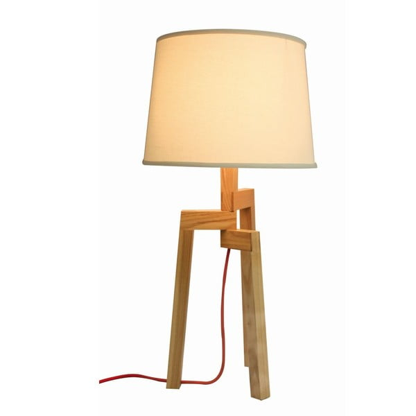 Stolní lampa Econ Wood Nature