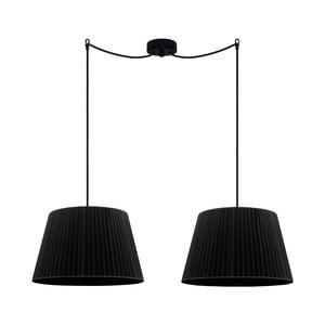 Černé stropní svítidlo Sotto Luce KAMI Elementary M 2S