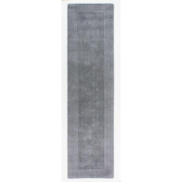 Vlněný běhoun Flair Rugs Tuscany Sienna Matte,60x230cm