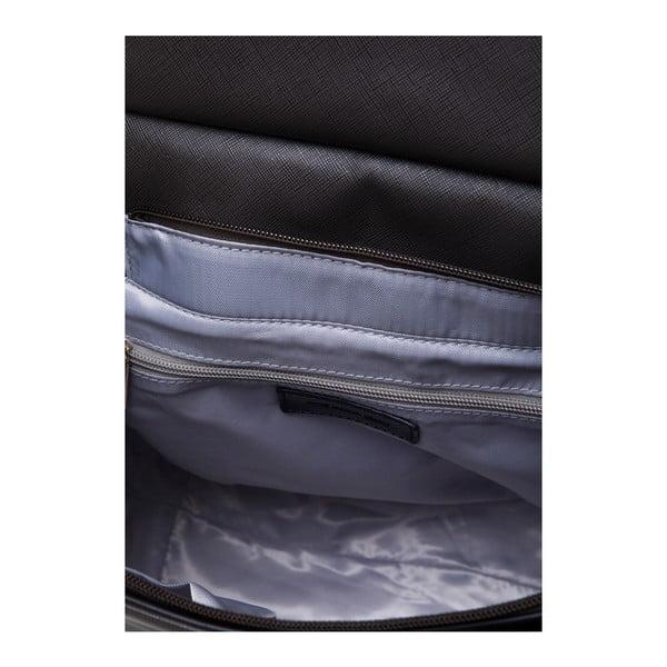 Kožený batoh Marta Ponti Aipee, hnědá/béžová