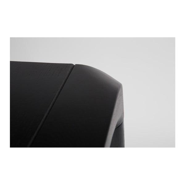 Masă Zuiver Storm, 180x90cm, negru