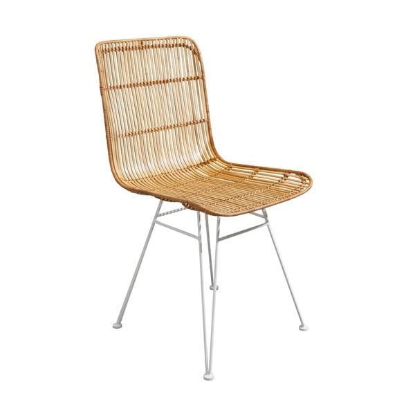 Židle Natura White