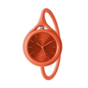 Hodinky Take Time, oranžové