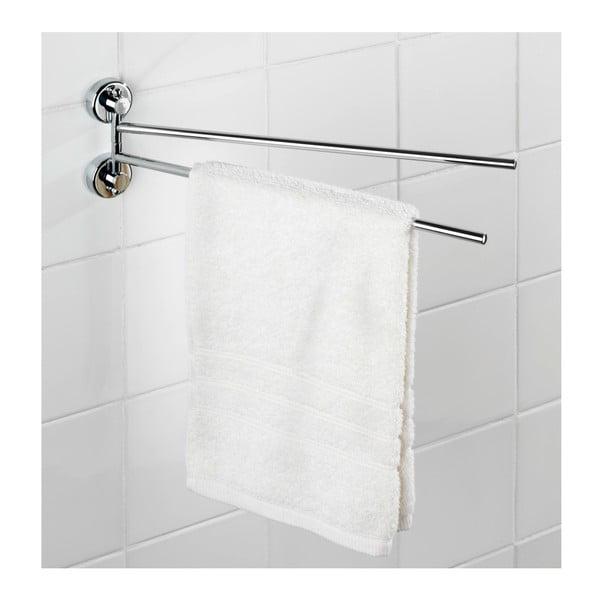 Samodržící věšák na ručníky Wenko Power-Loc Sion Arms