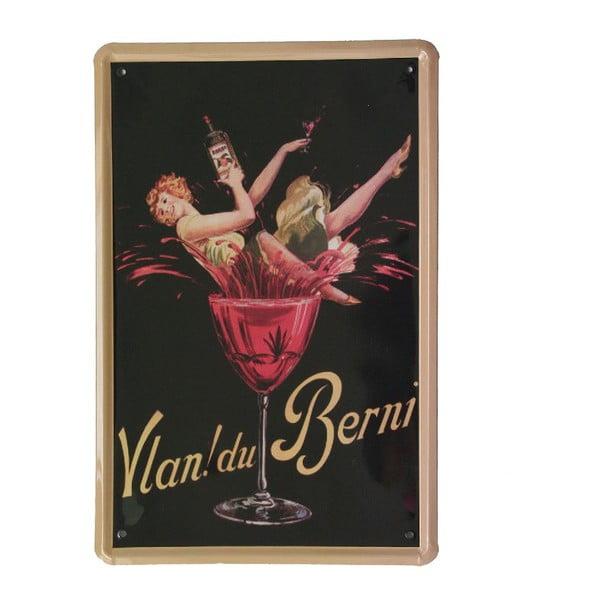 Cedule Vlan Du Verni, 20x30 cm