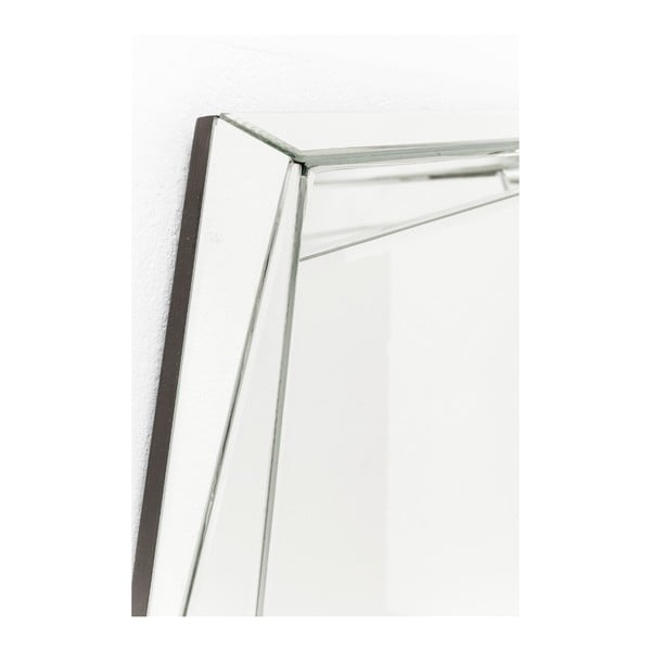 Nástěnné zrcadlo Kare Design Fun House, 90x 59cm