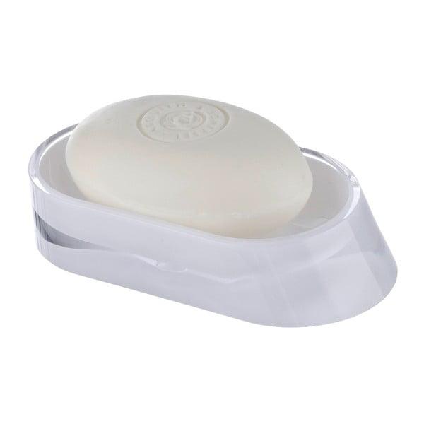 Biela nádoba na mydlo Wenko Paradise