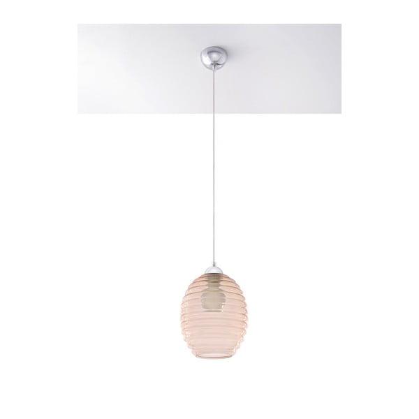 Stropní svítidlo Nice Lamps Perla Amber