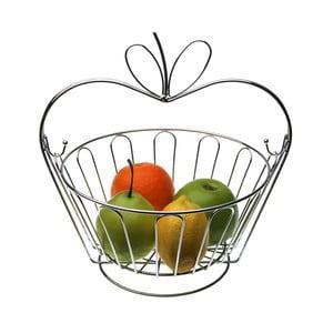 Kovový košík na ovoce Versa Apple