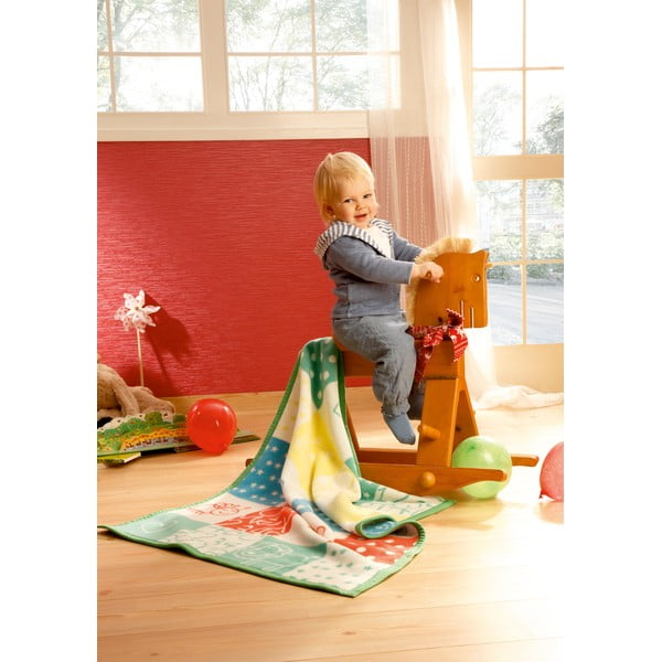 Dětská deka Playground, 150x200 cm