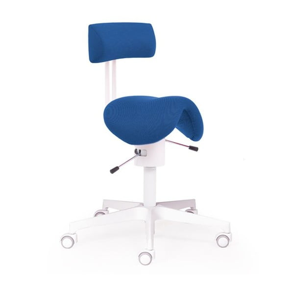 Kancelářské křeslo Ergo Flex WT, modré