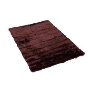 Hnědo-červený koberec Cotex Flush, 120 x 180 cm