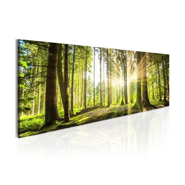 Obraz na plátne Bimago Daylight 135×45cm