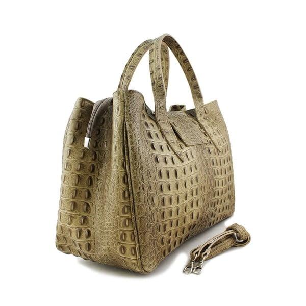 Kožená kabelka Bonita Taupe