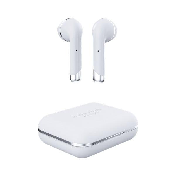 Fehér vezeték nélküli fülhallgató - Happy Plugs Air 1