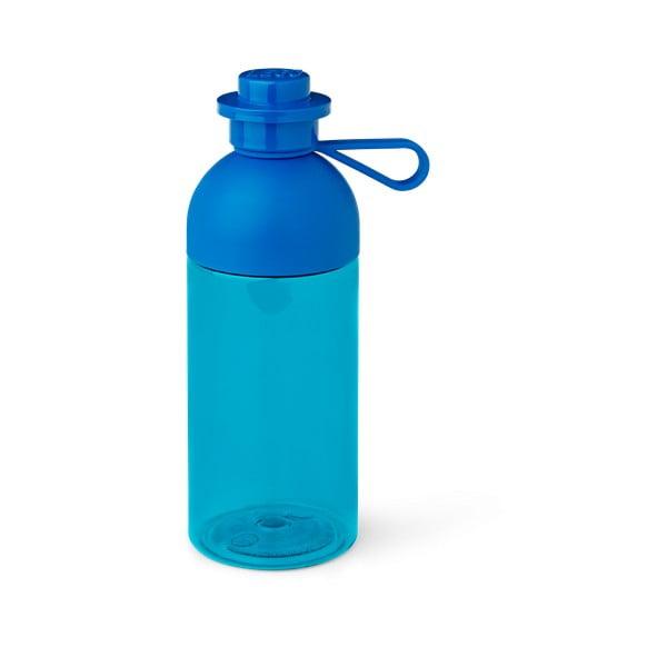 Modrá cestovní láhev LEGO®, 500ml