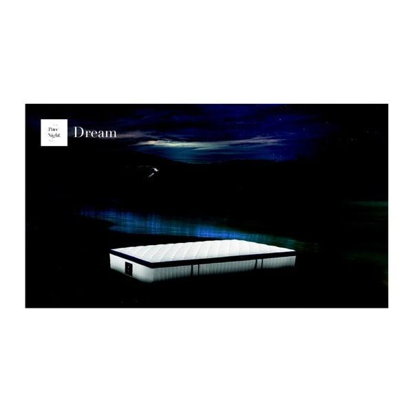 Matrace s paměťovou pěnou Pure Night Dream, 140x200 cm