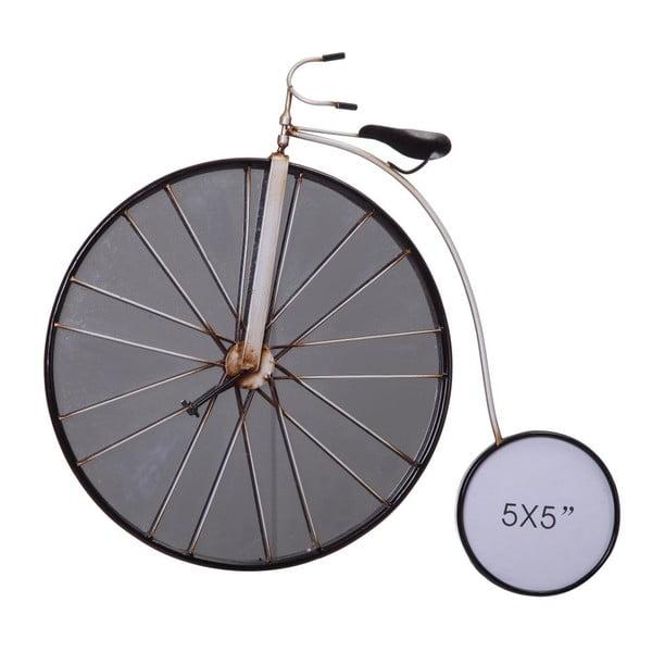 Zrcadlo Bicicletta, 44x51x4 cm