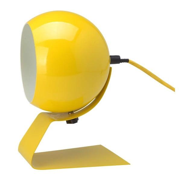 Žlutá stolní lampa Red Cartel Cameron