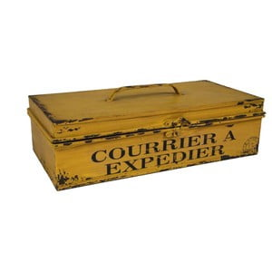 Úložný box Antic Line Courrier A Expendier