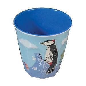 Melaminový kelímek Rex London Woodpecker