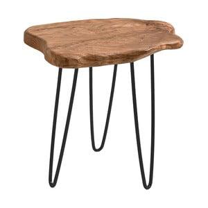 Odkládací stolek s deskou z cedrového dřeva 360 Living Montanio 222