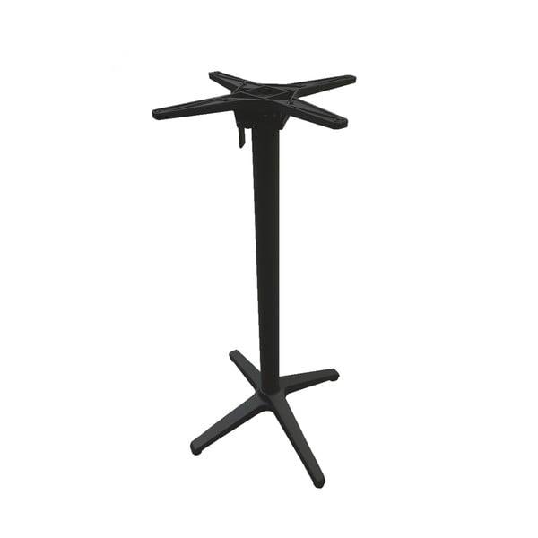 Picior pentru masă de grădină Ezeis Rotonde, înălțime 105 cm, gri închis
