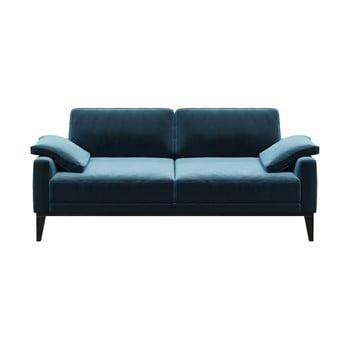 Canapea cu 2 locuri MESONICA Musso, albastru de la MESONICA