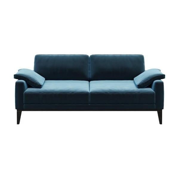 Canapea cu 2 locuri MESONICA Musso, albastru