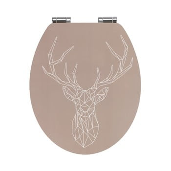Capac WC Wenko Stag, 44 x 37,5 cm