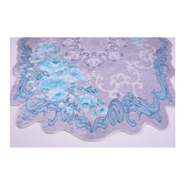 Odolný koberec Vitaus Zehno Mavi, 80 x 150 cm