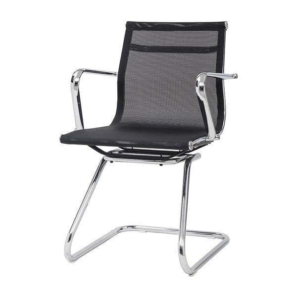 Pracovní židle Leila, černá