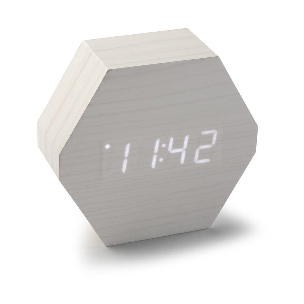 Digitální LED stolní hodiny Versa Clock