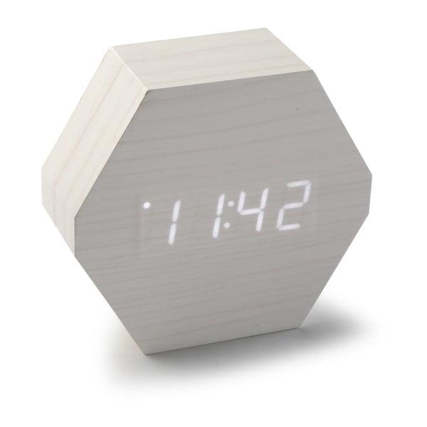 Digitálne LED stolové hodiny Versa Clock