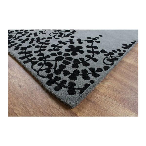 Vlněný koberec Guild Grey 160x230 cm