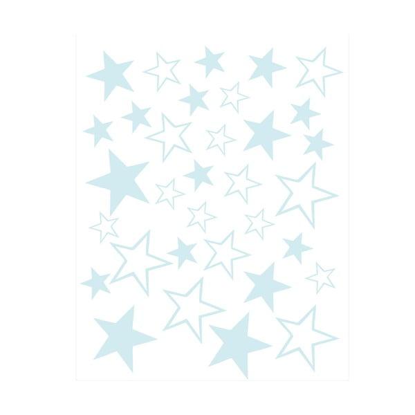 Vinylová samolepka Estrellas Celeste