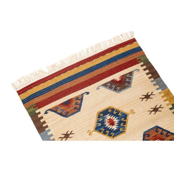 Ručně tkaný koberec Kilim Dalush 310, 180x65 cm