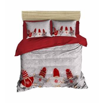 Lenjerie de pat cu cearșaf Jose, 200x220cm de la Pearl Home