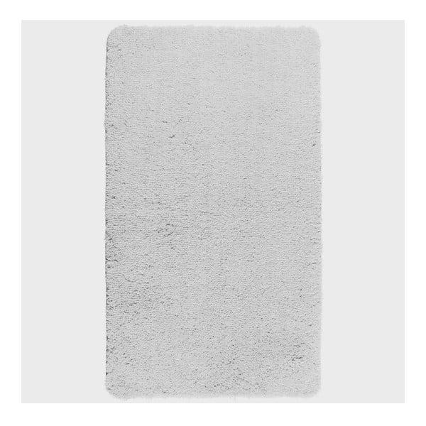 Bílá koupelnová předložka Wenko Belize, 55x65cm