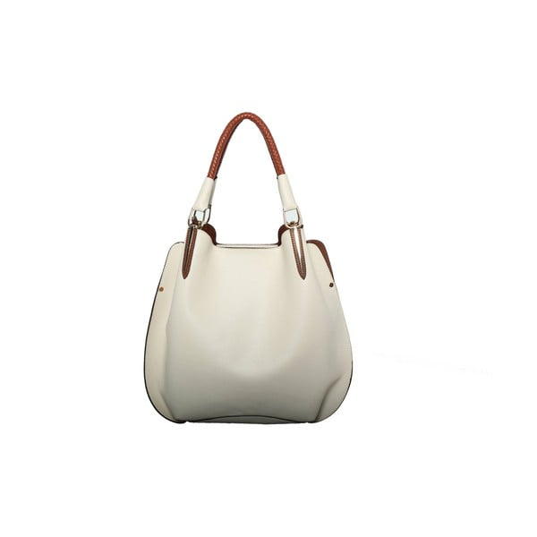 Kabelka Beverly Hills Polo Club 447 - Cream/Tan
