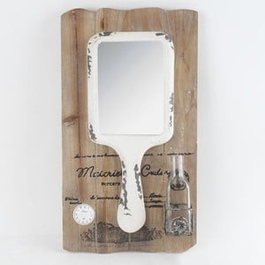 Zrcadlo Wall Mirror, 29x52 cm