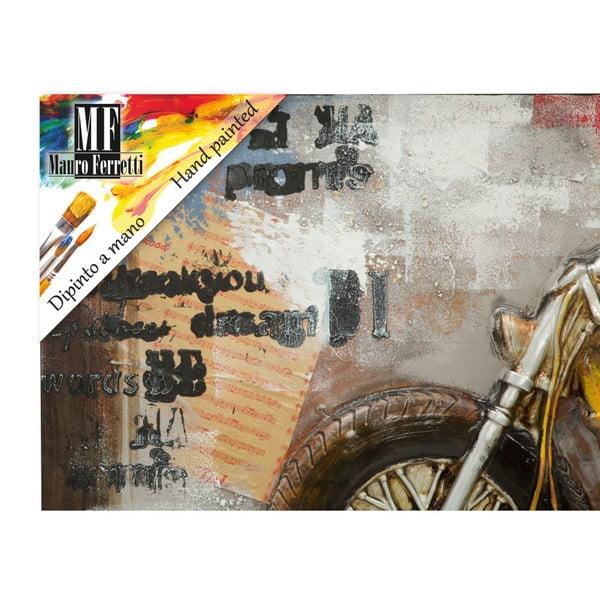 Tablou Mauro Ferretti Moto, 140 x 70 cm