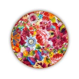 Porcelánový mělký talíř Melli Mello Eliza, 30.5 cm